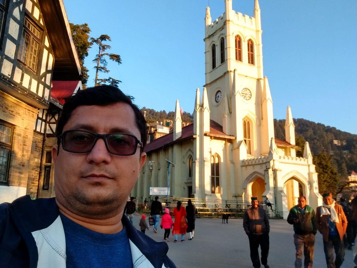 Shimla, India – Queen of Hills