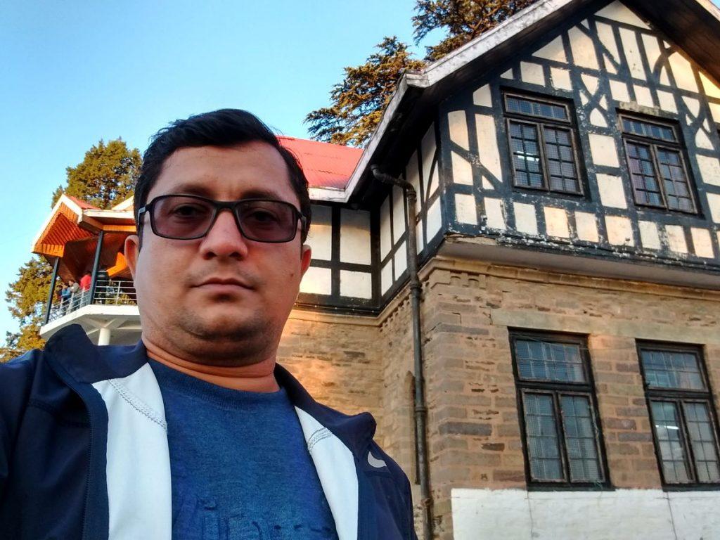 Shimla Tudor Library