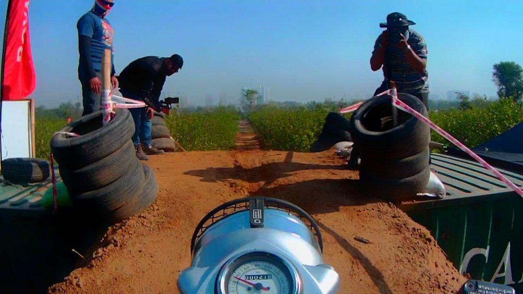 Adventurous Sunday Breakfast Ride Throttle Shrottle Royal Enfield Trails