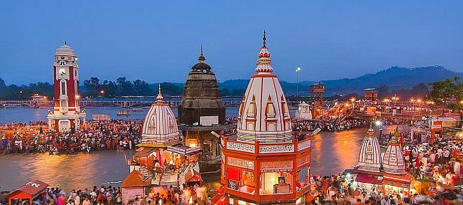 Haridwar, Uttarakhand, Har hi paudi, Har Ki Pauri