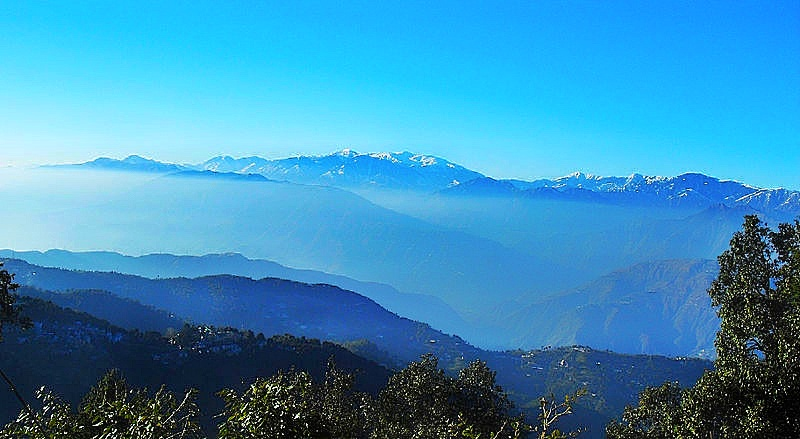 tourist places to visit in Dalhousie, Hill Station