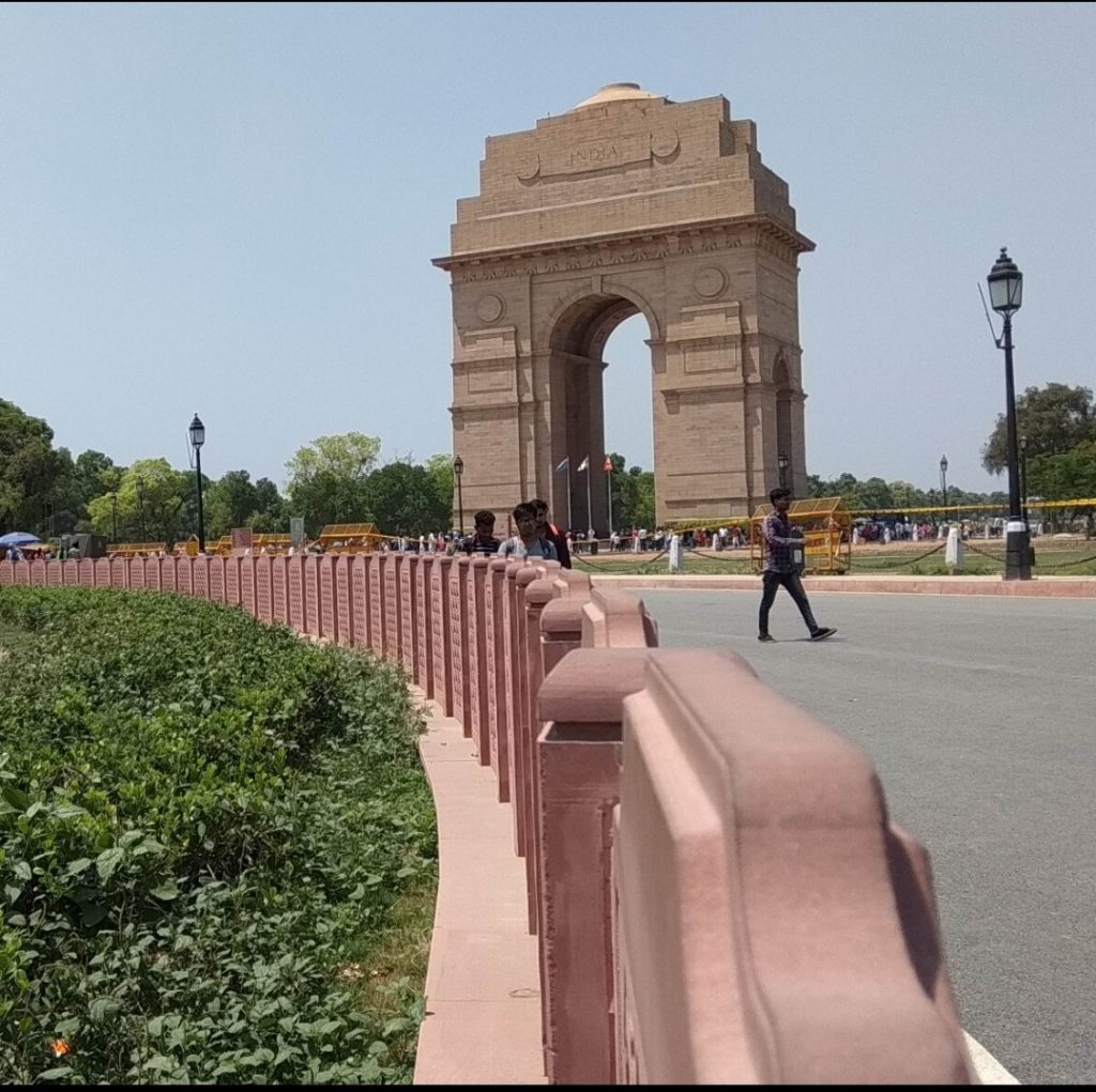 India Gate, Delhi, All Travel Story