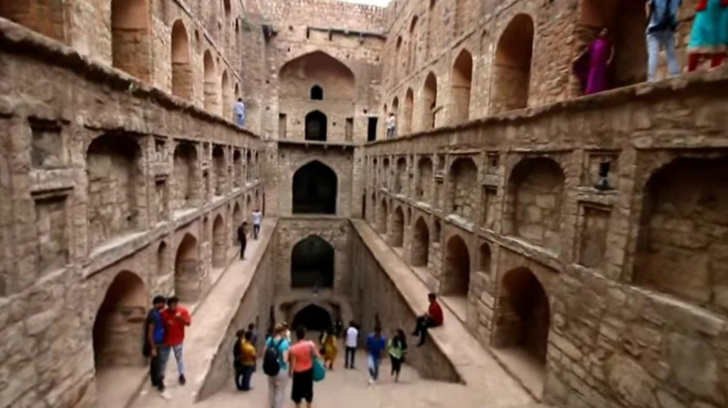 Agrasen ki Baoli, Delhi, All Travel Story