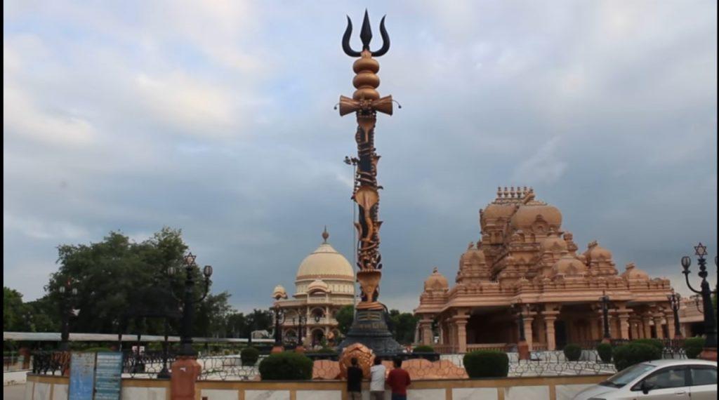 chhatarpur mandir, delhi, all travel story