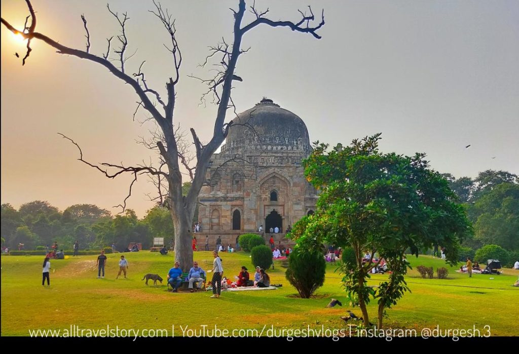 Lodhi Garden, All Travel Story