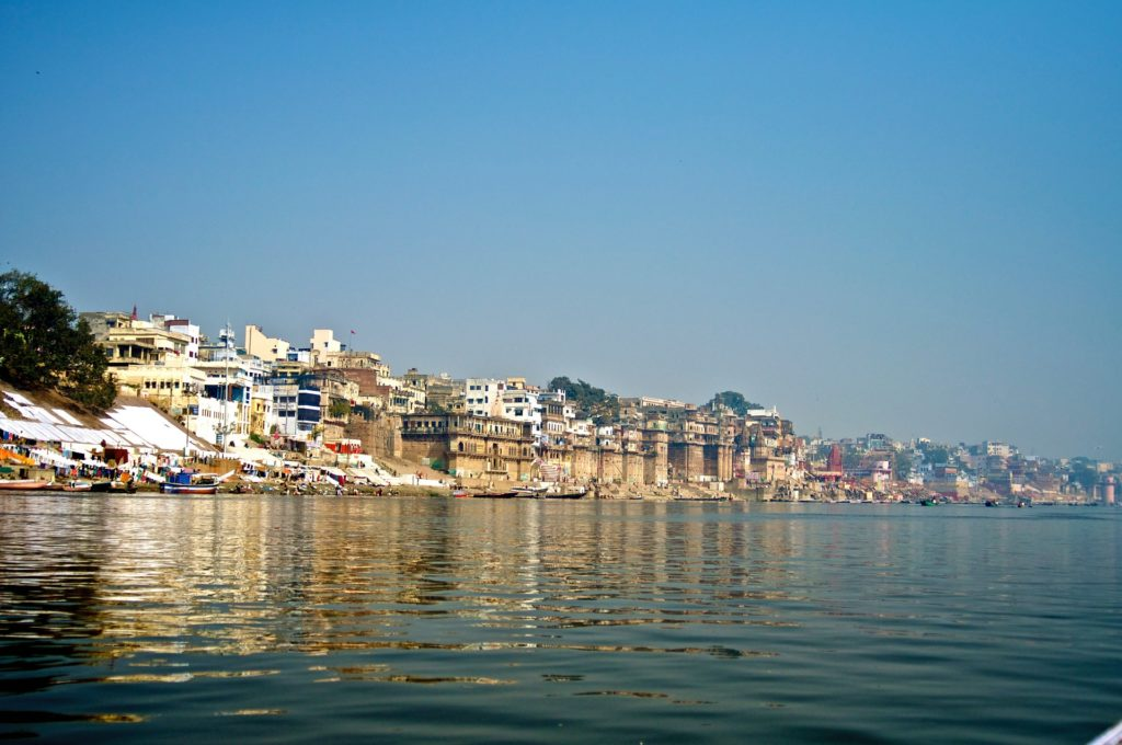 Varanasi - Where People Come to Die