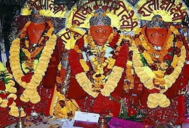 Shakumbhari Devi