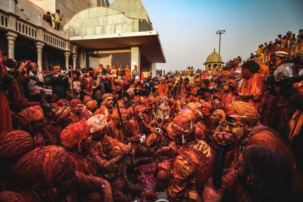 Happy Holi, All Travel Story