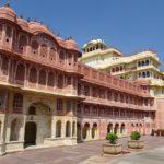 City Palace Jaipur, the pink city jaipur